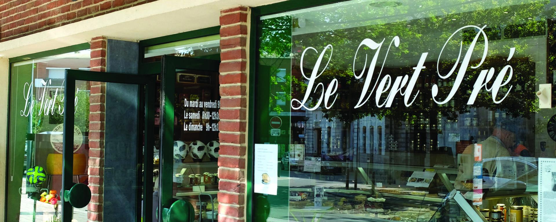 Le Vert Pré, rue du Quesnoy à Valenciennes