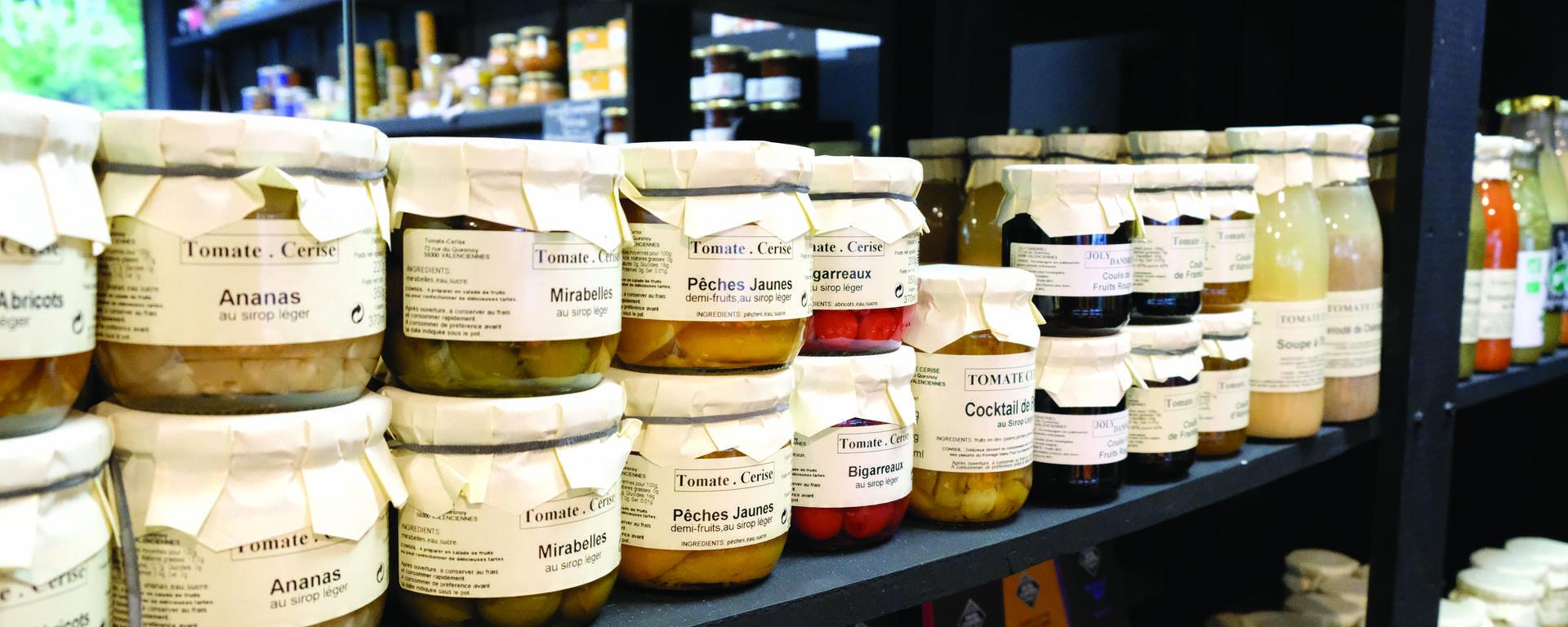 Epicerie Tomate Cerise, rue du Quesnoy à Valenciennes