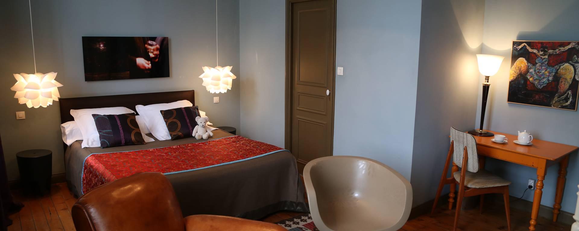 Chambre, le Grand Duc à Valenciennes