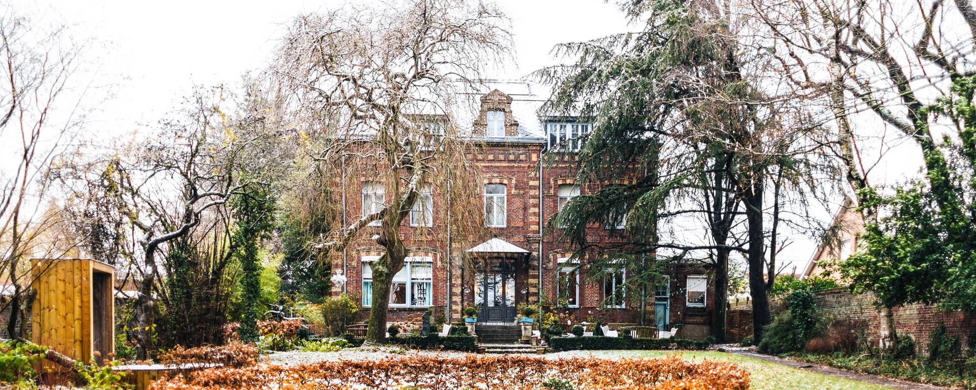 Le jardin du Grand Duc à Valenciennes