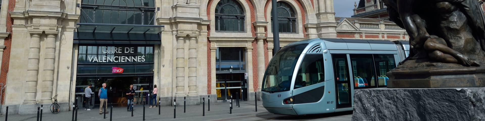 Bus tramway et taxis office de tourisme valenciennes tourisme congr s - Office tourisme valenciennes ...