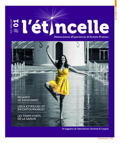 L'étincelle Magazine #1 AUT/HIV 2017