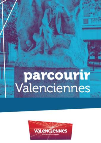plan touristique Valenciennes 2018