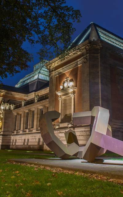 Valenciennes, musée des beaux Arts. Thomas Douvry, ville de Valenciennes