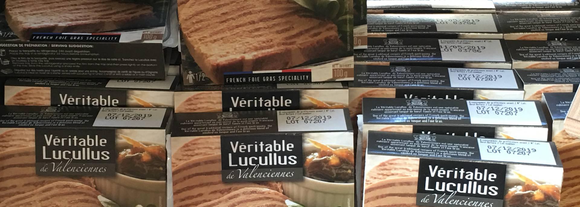 Ballotins de Lucullus