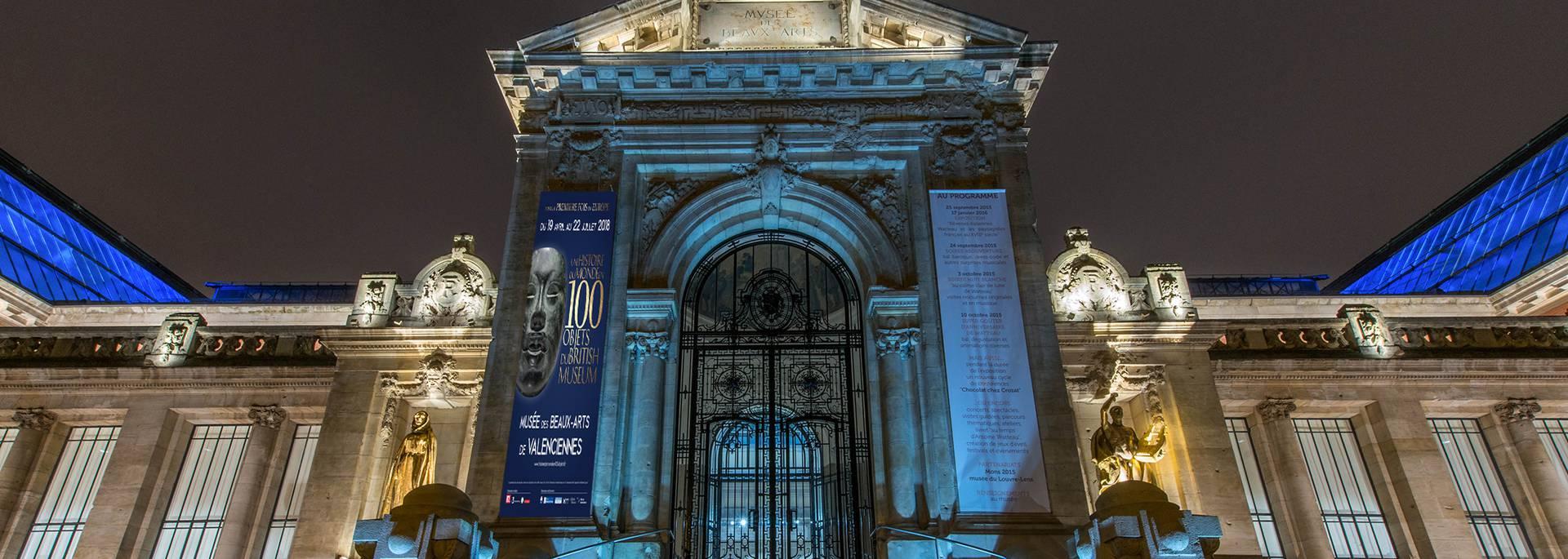 Valenciennes musée des Beaux-Arts copyright ville de Valenciennes