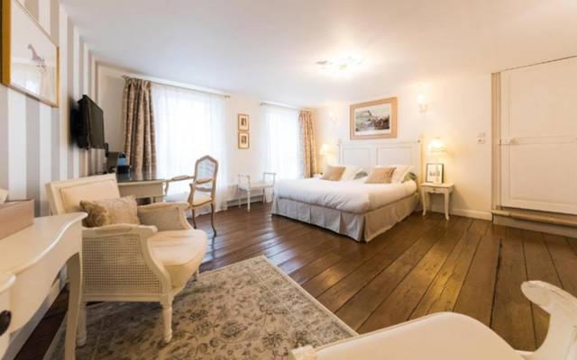 chambre Domaine de la Frénaie