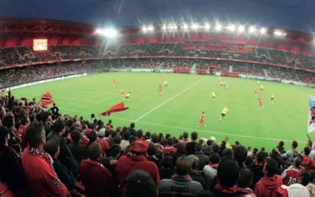 Valenciennes stade du hainaut