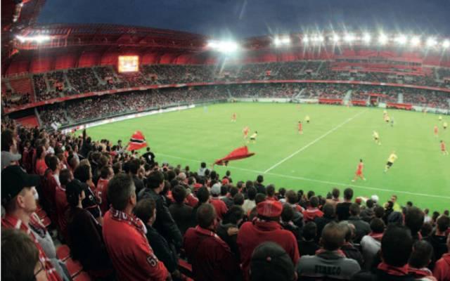 Valenciennes hainaut stadium