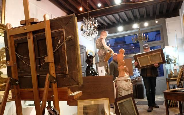 Valenciennes-rue-de-famars-Kunstgalerie-philippe-kozak