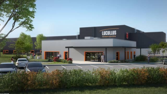 Entre Lucullus et confiture, bienvenue à l'usine gourmande !
