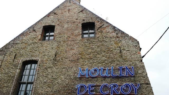 Condé_sur_l'Escaut_Restaurant_Moulin_ de_Croy_Façade