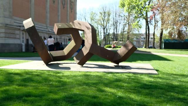 Die Skulpturen im Museumsgarten