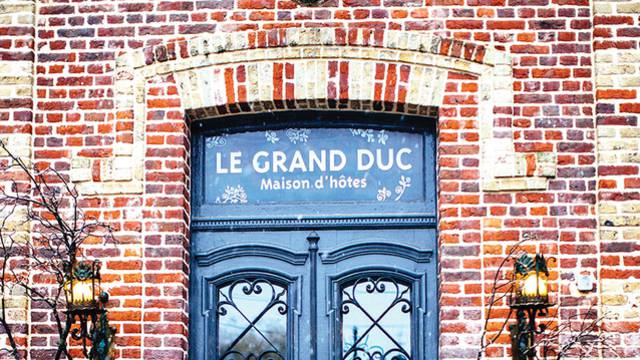Le Grand Duc à Valenciennes