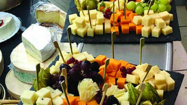Les fromages du Vert pré à Valenciennes