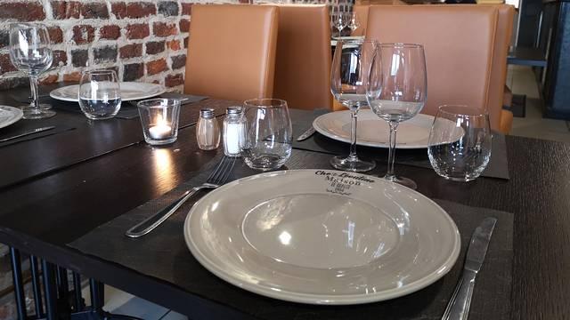Quiévrechain La table de Léontine