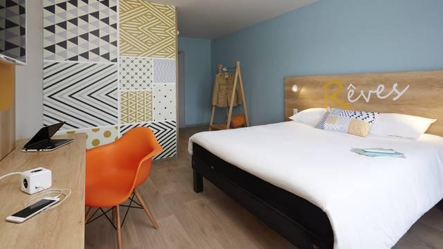 Valenciennes, hôtel Baudouin