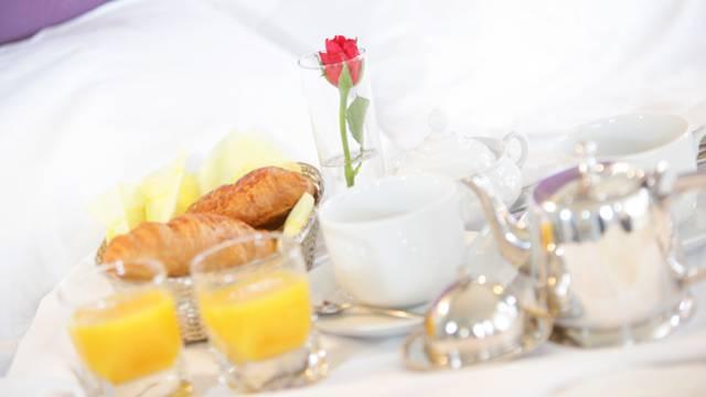 petit déjeuner neutre