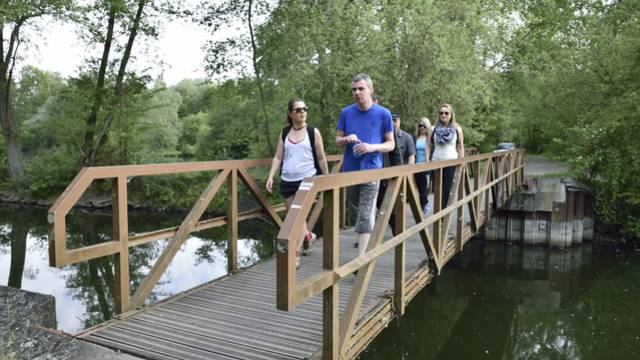 Walks and hikes in Valenciennes