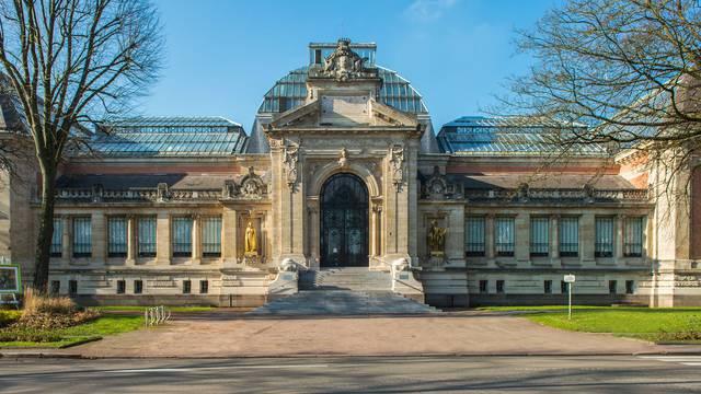façade musée des Beaux-Arts Valenciennes