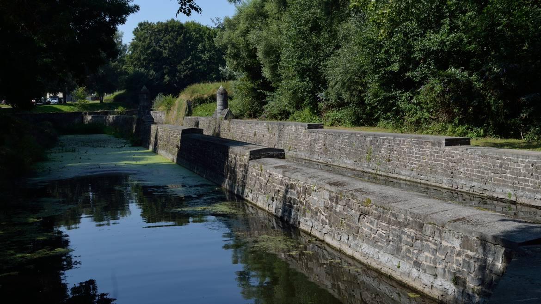 Les fortifications de Condé-sur-l'Escaut