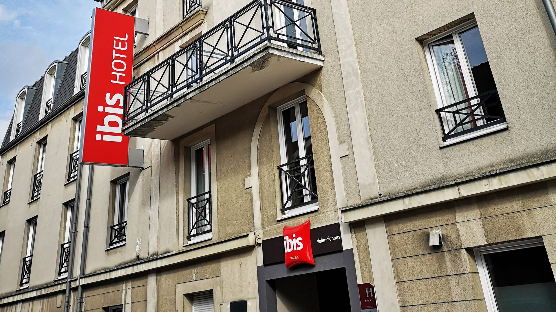 Valenciennes hôtel Ibis