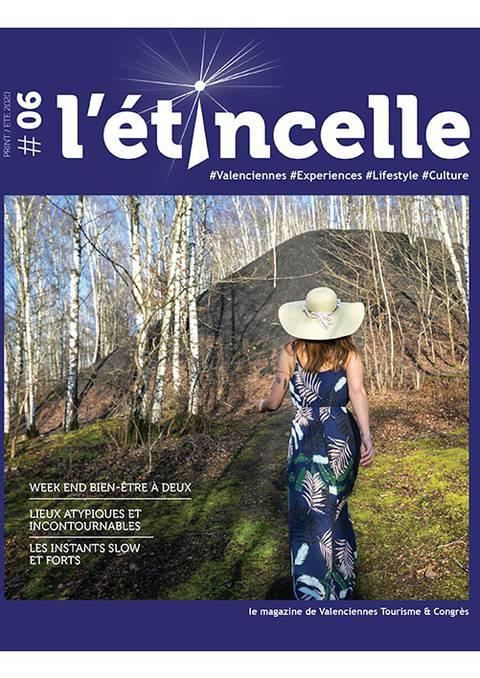 L'étincelle magazine #6 Printemps/été 2020