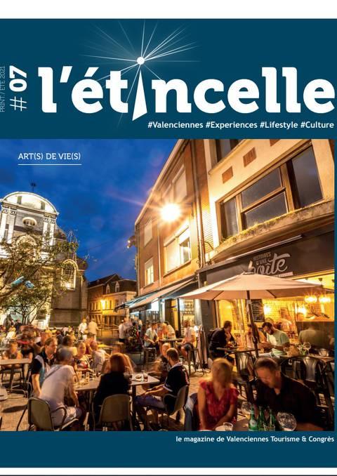 L'Etincelle magazine #7 printemps-été 2021