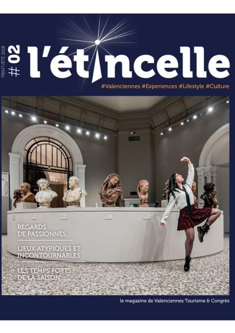 L'étincelle Magazine #2 PRINT/ÉTÉ 2018