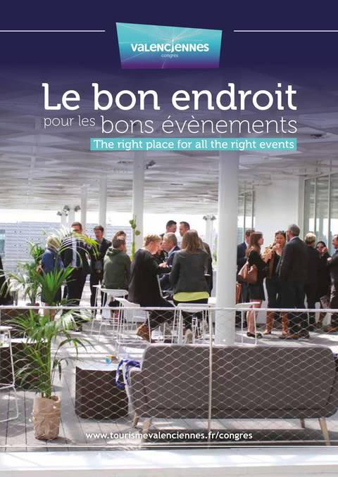 Valenciennes Destination Congrès
