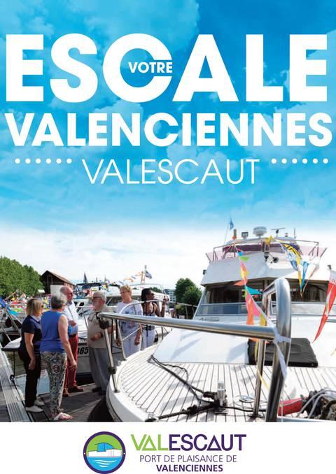 ValEscaut Port de plaisance Valenciennes (FR)