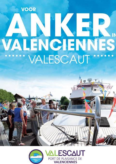 ValEscaut Port de Plaisance Valenciennes (NL)