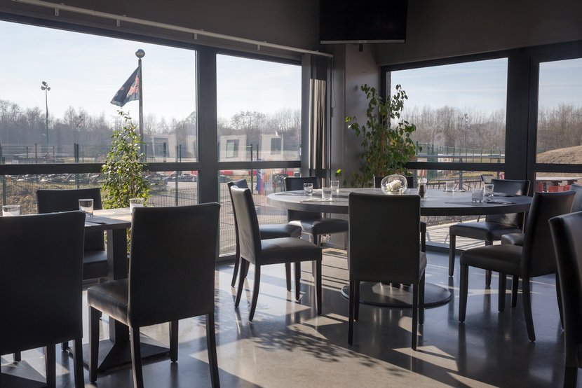 Valenciennes Circuit international du Hainaut, le restaurant