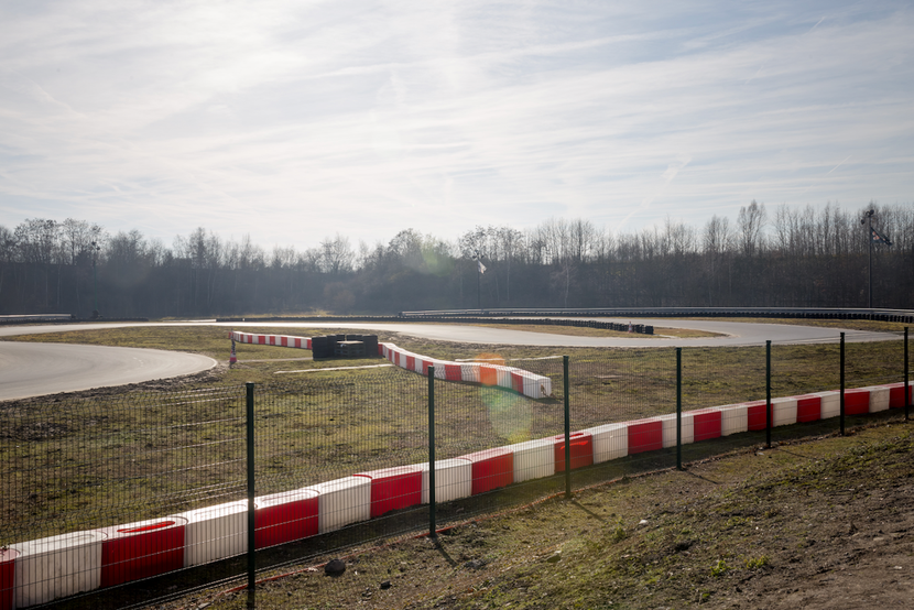Valenciennes Circuit international du Hainaut, la piste