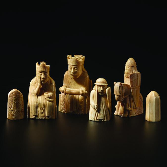 Lewis chessmen_Britishmuseum