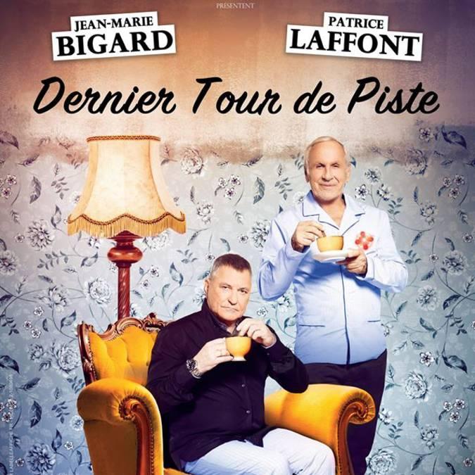 """Pièce de théâtre """"Dernier tour de piste"""""""
