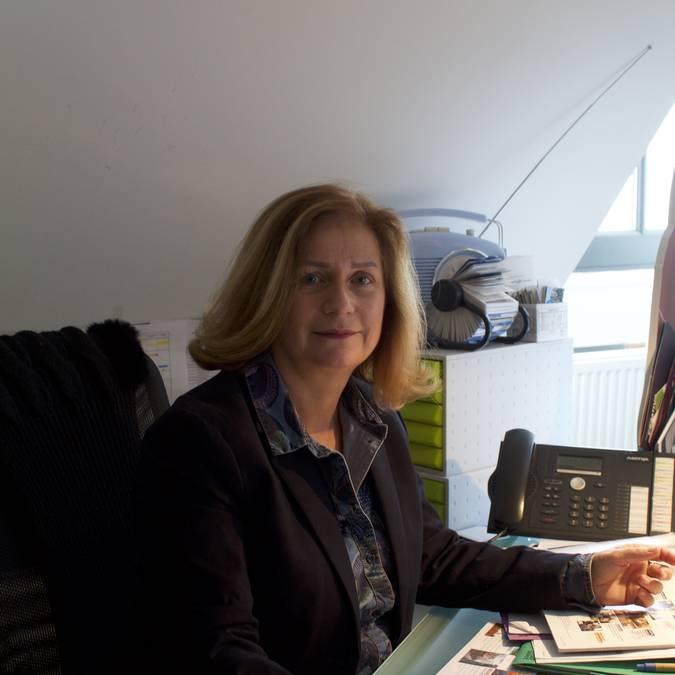 Valérie-Lévêque-Directrice adjointe en charge du pôle Communication