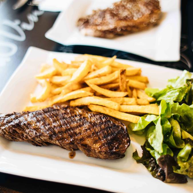 Valenciennes_Au_Beau Vin_restaurant_viande_grillée.