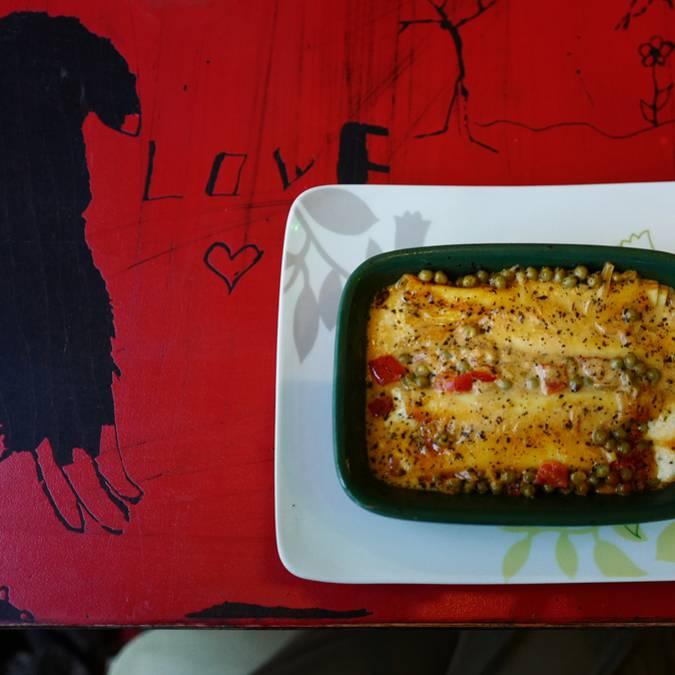 Valenciennes_Le Camel_à_Léon_restaurant_manger_Cannellonis_végétariens