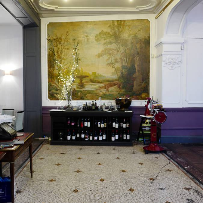 Valenciennes_Via_ Ristorante_décoration